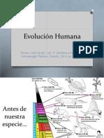 Ember - PPT resumen cap. 3 Evolución humana
