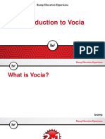 Introduction to Vocia 2017
