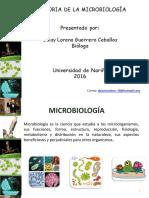 Microbiología Clase 1