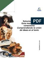 2 Guía Manejo de Conectores. Comprendiendo La Unión de Ideas en El Texto 2014 ENTRENAMIENTO