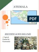 PAIS GUATEMALA