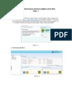 Manual Penggunaan Tipe User Skpd Kab Pemalang