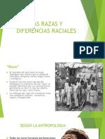Las Razas y Diferencias Raciales