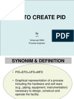 How to Create Pid