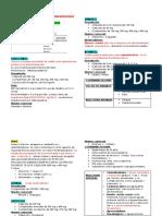 Fàrmacos Utilizados en Reumatologìa Rsfs