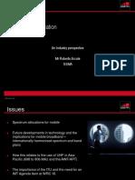 Gsm a Presentation Spectrum Allocation