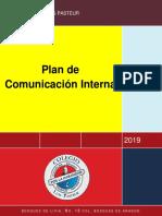 Plan de Comunicación Internab