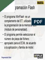 Programación Flash