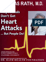 Why Animals Don't Get Heart Attacks-- But - Rath, Matthias, M.D PDF