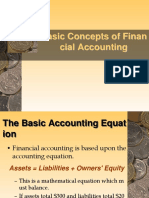 Basic Concepts of Financial Accounting Edited