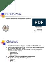 Presentacion Zara