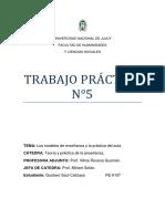 Tp 5 Gustavo Calizaya
