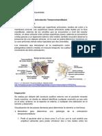 Articulacion Temporomandibular (Semiologia Reumatologica)