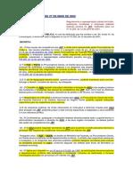 Decreto Nº 4.250, De 27 de Maio de 2002 - Representação Judicial Agu Jef