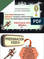 PREPARACION FISICA