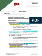 Resumo- Direito Constitucional - Aula 04 - Paulo Peixoto2