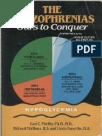 Dr Carl Pfeiffer - Schizophrenias Ours to Conquer-Riordan-Clinic-Books [Orthomolecular Medicine]