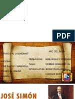 Seg Gob. de Jose Pardo. Parte 1