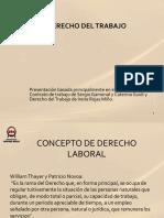Apuntes Derecho Laboral 2019