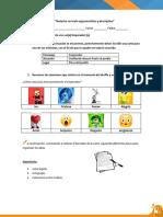 7 DUA - Guia Redactar un texto argumentativo y descriptivo.docx