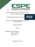 Informe Practica 2 MCI