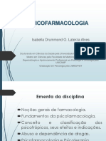 Isabella - Aula Uemg Psicofarmacologia