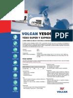 Ficha Yesos Volcan