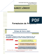 Clase 3- Marco Logico60