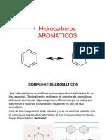 Presentación Hidrocarburos Aromáticos