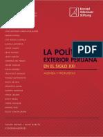 La Política Exterior Peruana en El Siglo XXI _ Agenda y Propuestas (PDF)