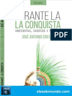 Durante La Conquista_ Anectodas - Jose Antonio Crespo.pdf