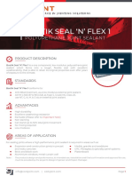PDS CORKJOINT Bostik Seal N Flex 1 Brochure 010618