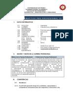 Practica Pre Profesional 3 USP