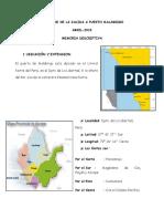 INFORME GEOLOGIA UBICACIONES