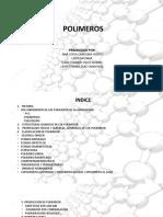 Presentación1 POLIMEROS 1.1