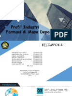 PPT Profil Industri Farmasi