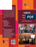 Comparative and International Education Society  Study Abroad and International Students  Special Interest Group   YEARBOOK 2019