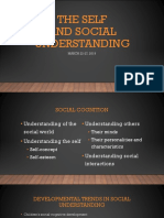 12. Self and Social Understanding for Students