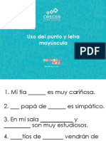 PPT1_El Uso Del Punto y La Letra Mayúscula (1)