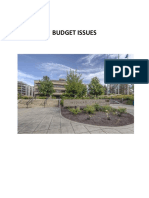 Medford Budget Issues