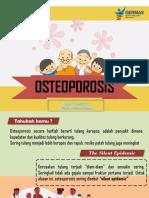 Lembar Balik Osteoporosis