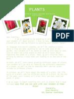 Parent Involvement Letter