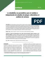 La Agricultura Andina Ante Una Globalización en Desplome A