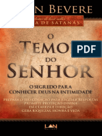 O TEMOR DO SENHOR - John Bevere - Ed.LAN.pdf