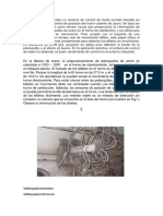Este Documento Describe Un Sistema de Control de Bucle Cerrado Basado en Visión Artificial en El Control de Posición Del Tocho Caliente de Acero