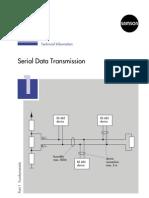 Serial Transmissions