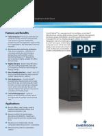 Brochure Liebert SmartCabinet