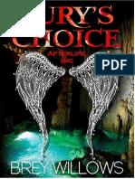 B.W Serie Afterlife Inc# 2 La Elección de La Furia