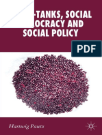 (New Perspectives in German Political Studies) Hartwig Pautz (auth.)-Think-Tanks, Social Democracy and Social Policy-Palgrave Macmillan UK (2012).pdf