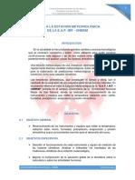 Informe Estacion Metereologica UNMSM